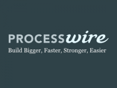 Logo: ProcessWire. Build Bigger, Faster, Stronger, Easier