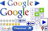 CSS-Sprite von Google